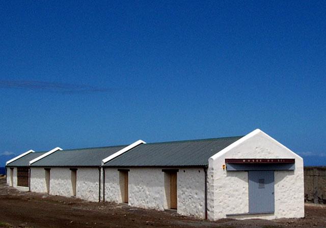 Musée du sel Pointe au sel à Saint-Leu île de La Réunion