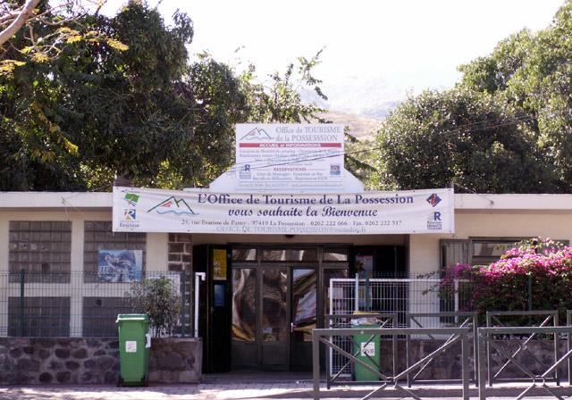 Office de tourisme de la Possession