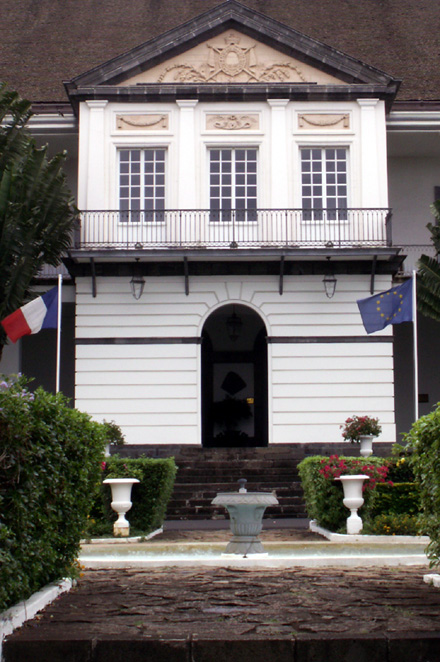 Préfecture de Saint-Denis La Réunion