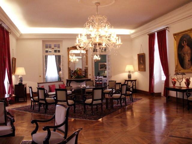 Grand salon Hôtel de La Préfecture