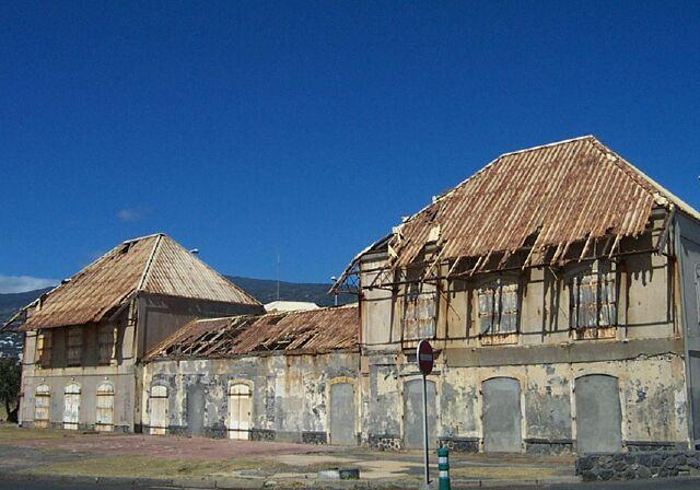 Saint-Denis ancienne gare sncf