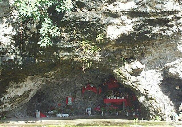 Grotte des Premiers Français