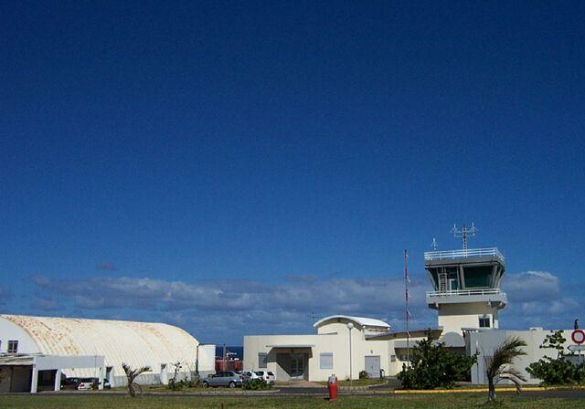 Saint-Pierre Aéroport de Pierrefonds