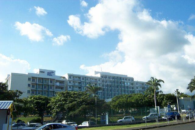 Saint-Pierre Hôpital