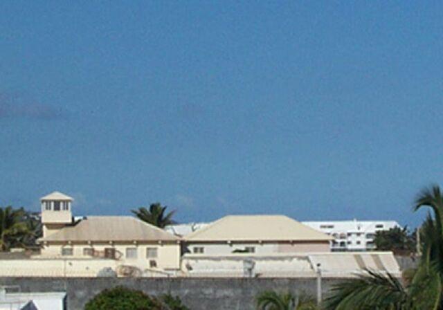 Saint-Pierre prison