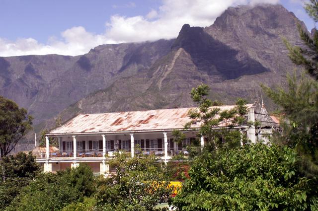 Ancien séminaire de Cilaos La Réunion