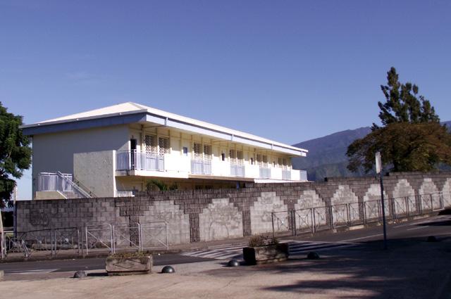 école des Trois Mares La Réunion