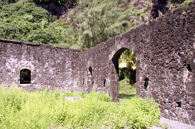 Usine du Piton Saint-Joseph La Réunion