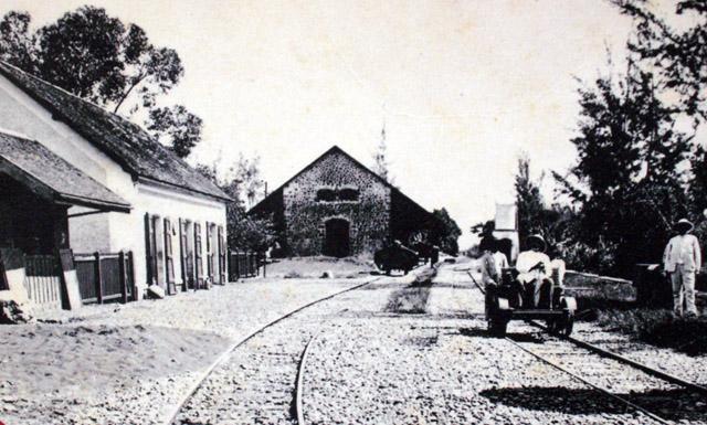 Gare de Saint-André
