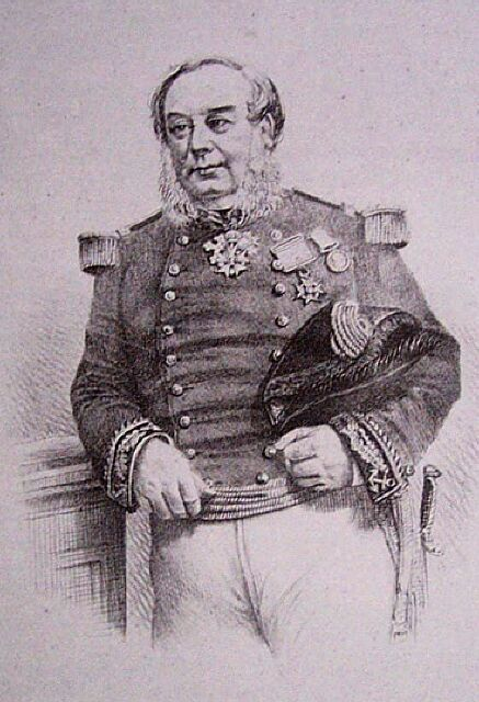 Baron Darricau