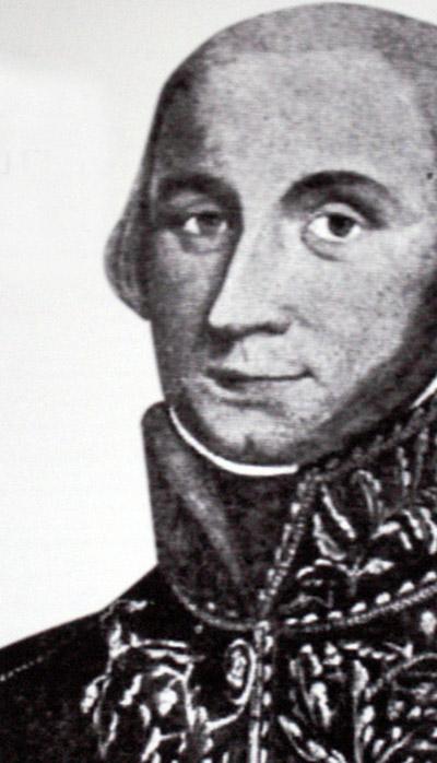 Nicolas Ernault de Rignac Baron des Bruslys gouverneur de Bourbon.