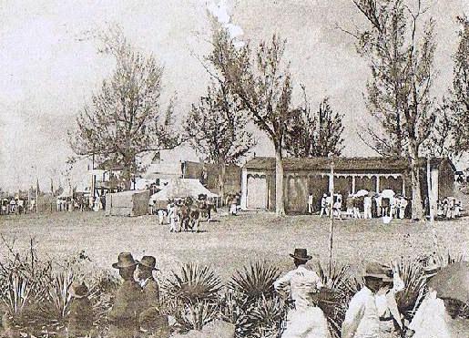 Champ de Courses La Redoute Saint-Denis La Réunion