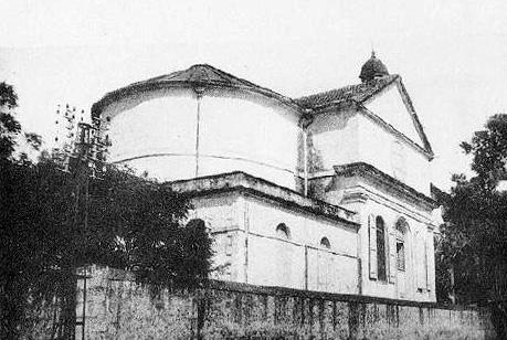 Chapelle de l'Immaculée Conception. 10, rue Sainte-Anne Saint-Denis La Réunion