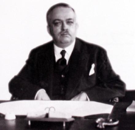 Alphonse Paul Albert Choteau Gouverneur de La Réunion