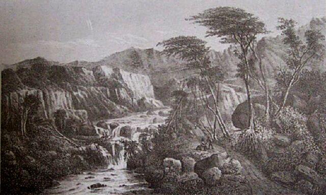Cilaos Rivière Saint-Etienne