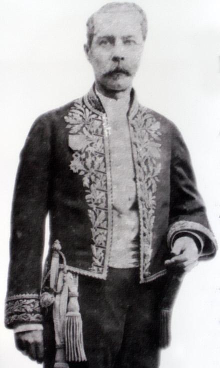 Aimé Louis Edouard Manès Gouverneur île de La Réunion