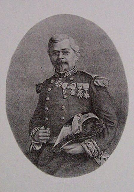 Général Charles Elie Rolland