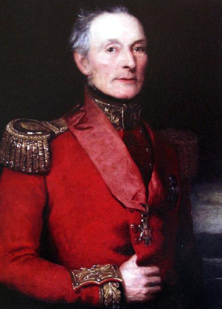 Henry Sheehy Keating Gouverneur île de La Réunion