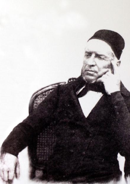 Louis Isaac Pierre Hilaire Doret gouverneur de La Réunion