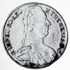 Face d'une pièce de 20 Kreutzers de 1780