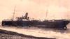 Adour, naufrage sur le rivage de Bois-Rouge, janvier 1913.