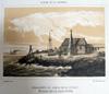 Débarcadre et monument Corbett à Sainte-Rose