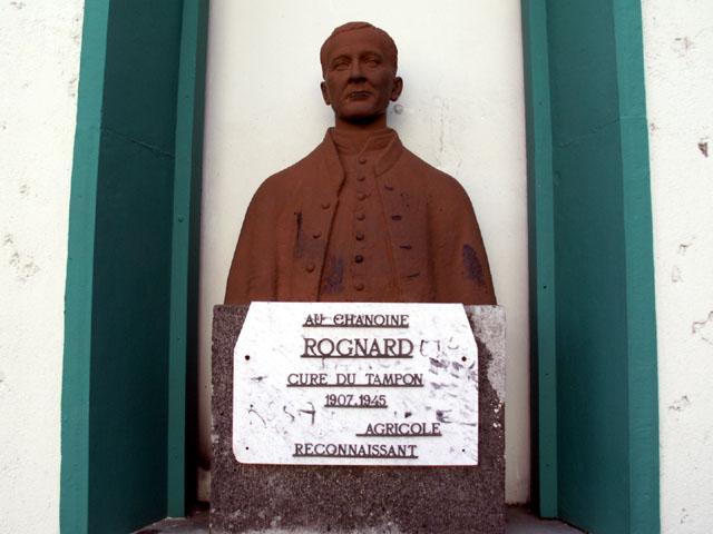 Père Eugène Rognard curé du Tampon de 1907 à 1945