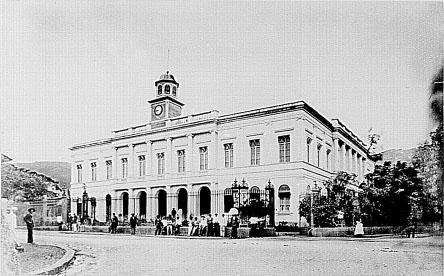 Hôtel de Ville de Saint-Denis photo de Pierre Etienne Cuinier