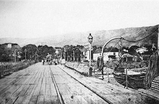 Pont du Barachois Saint-Denis