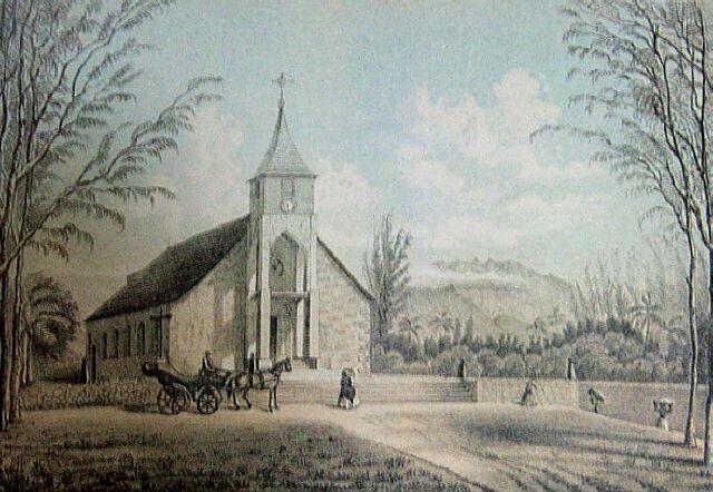 Saint-André, église