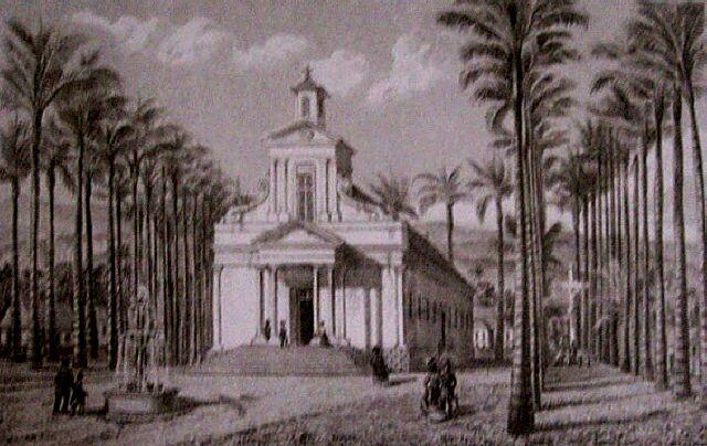 Saint-Benoit, église