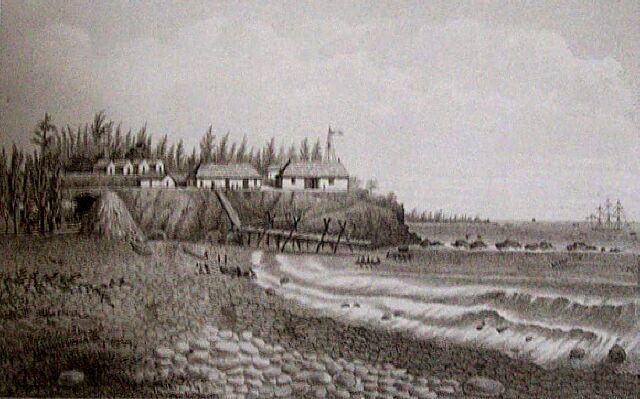 Saint-Benoit, marine