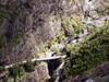 Pont Rivière de Bras Rouge route Îlet à Cordes Cilaos