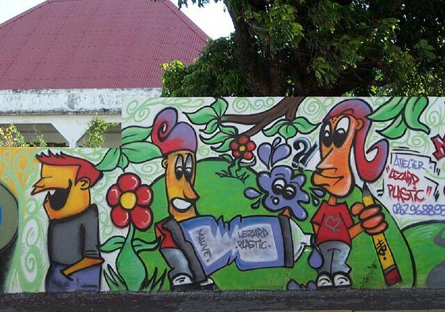 Tag Saint-Pierre La Réunion