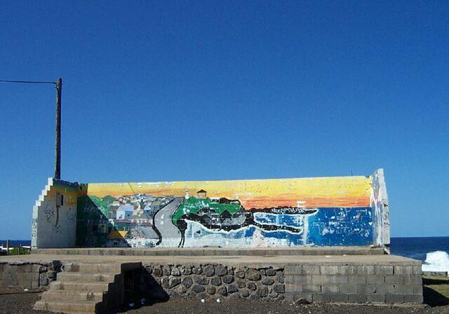 Tag Terre-Sainte, Saint-Pierre La Réunion