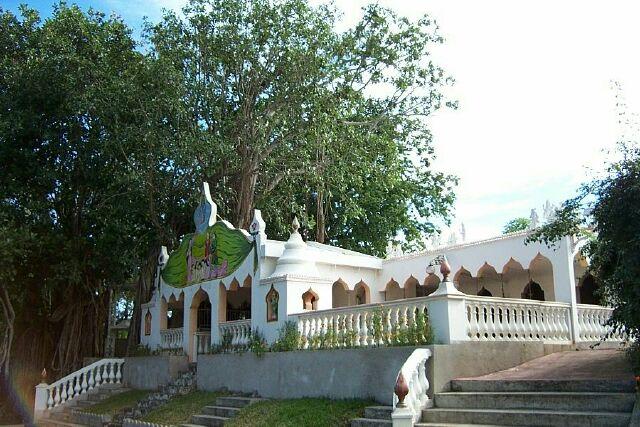Temple Tamoule de Mont Caprice Ligne des Bambous Saint-Pierre