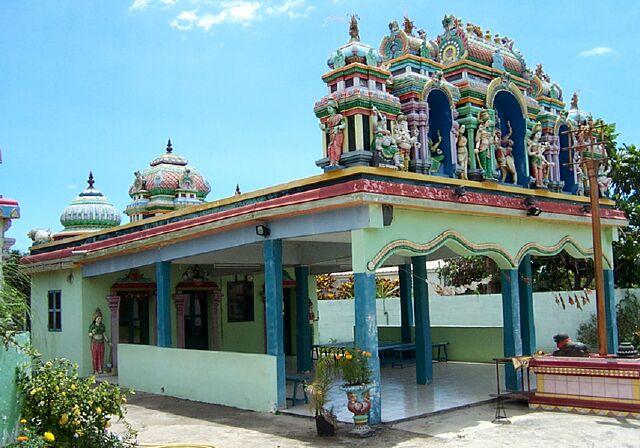 Temple à Saint-Paul