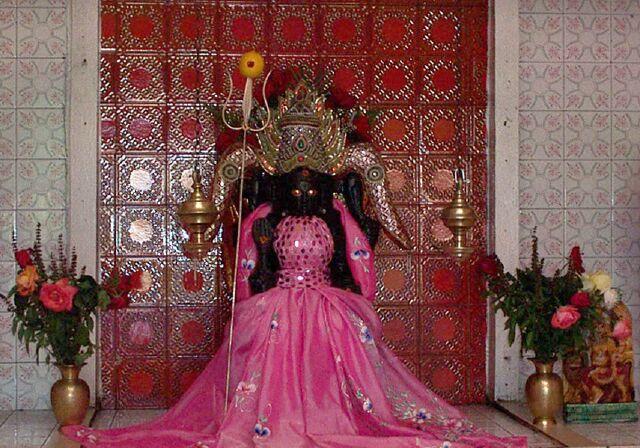 Temple Indien Saint-Pierre