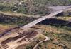 Pont Ravine des Avirons et Ravine Ruisseau Route des Tamarins photo du 29 septembre 2007