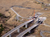 Tunnel du Cap de La Houssaye Route des Tamarins Photo du 28 septembre 2007.