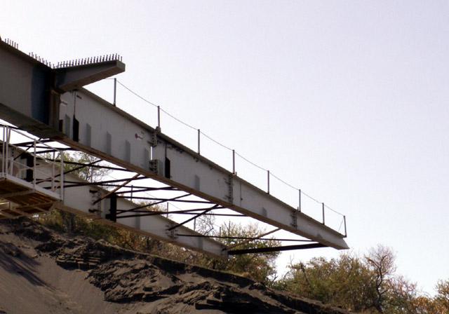 Pont Ravine Ruisseau photo du 26 septembre 2006