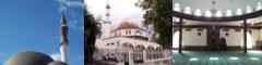 Photos mosquées La Réunion.
