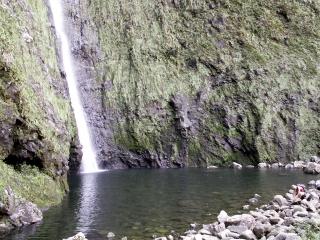Cascade Biberon La Réunion.