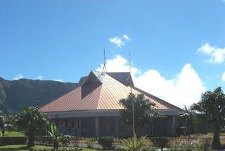Église Sainte Agathe Plaine des Palmistes