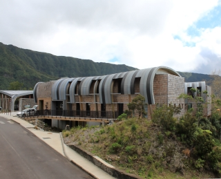 Maison du Parc National de La Réunion.
