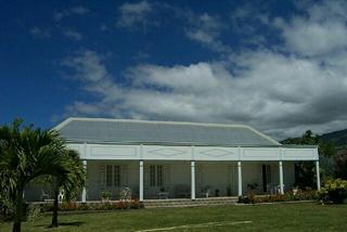 Case créole de La Réunion