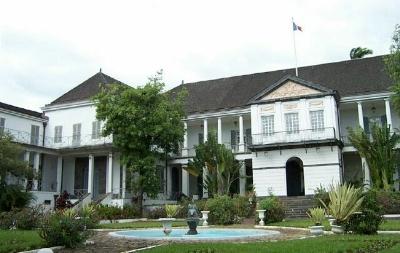 Préfecture de La Réunion à Saint-Denis.