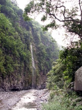 Cascade Bras de la Plaine.