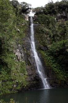 Cascade Maniquet La Réunion.