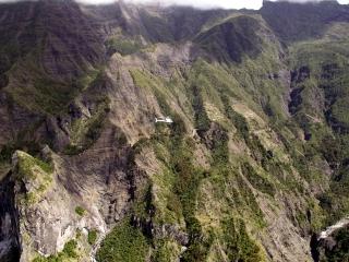 Col du Taïbit La Réunion.